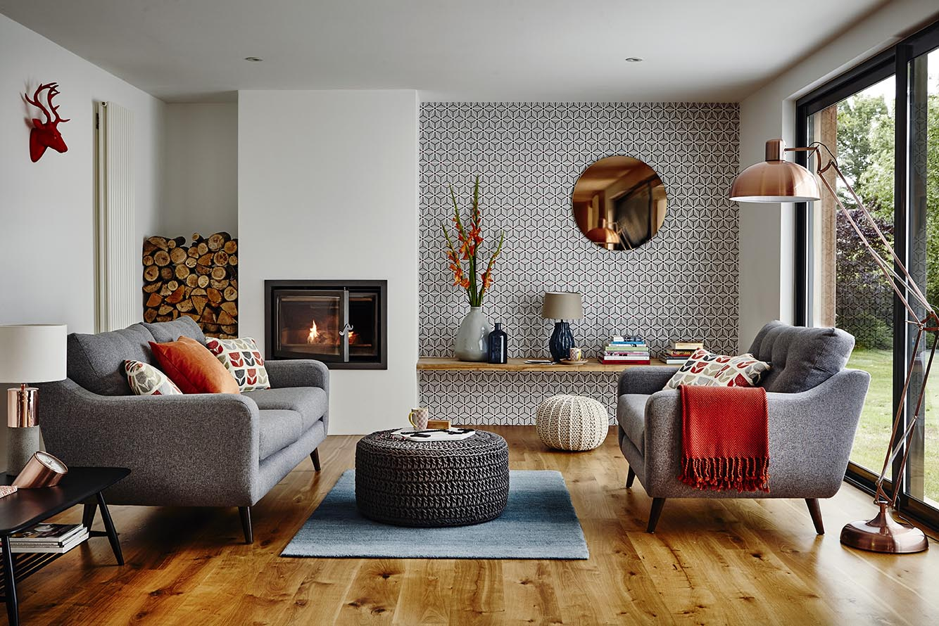 10 cozy living room ideas for your home decoration for Cozy living room designs