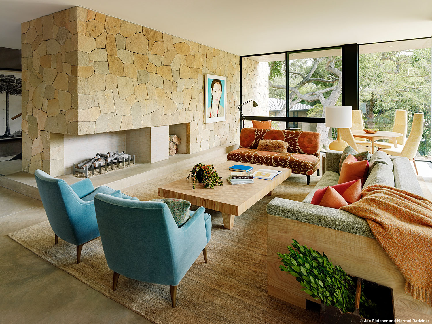 10 Beautiful Living Room Design by Marmol Radziner living room design by marmol radziner 10 Beautiful Living Room Design by Marmol Radziner 10 Beautiful Living Room Design by Marmol Radziner 07