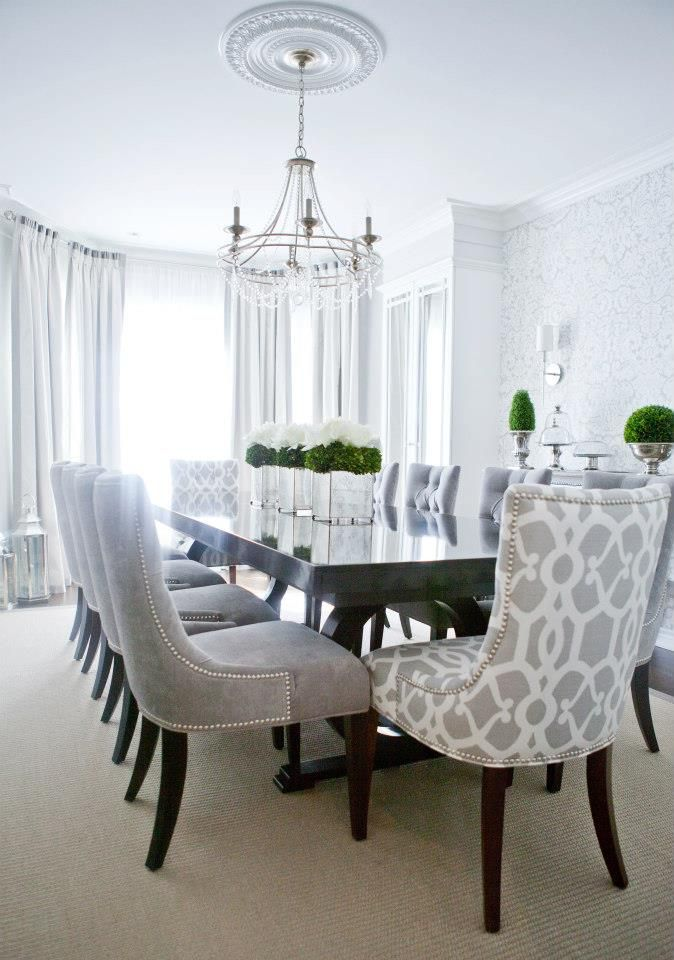 Dining Room Dark Romantic: Elegant Dining Room Ideas