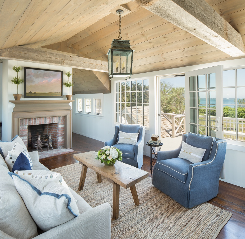 Top 21 Beach Home Decor Examples: 10 Living Room Trends For 2016