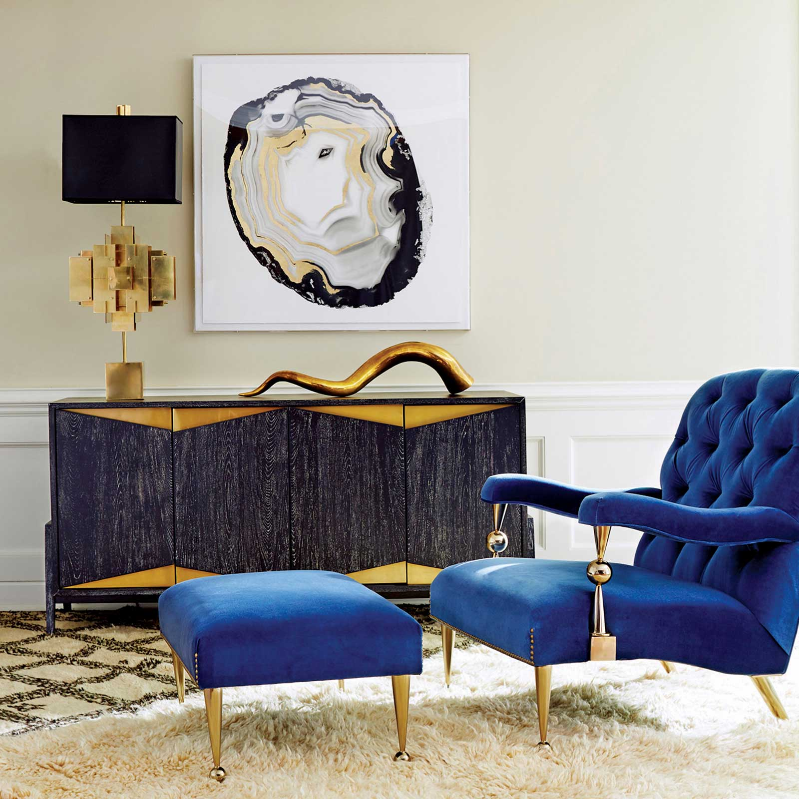 stunning cabinets stunning cabinets 10 stunning cabinets for your dining room decor CaracasChair 01crop styled fall15 jonathan adler rgb