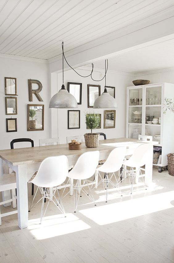Fresh White Dining Rooms Design_07 white dining rooms design Fresh White Dining Rooms Design Fresh White Dining Rooms Design 07
