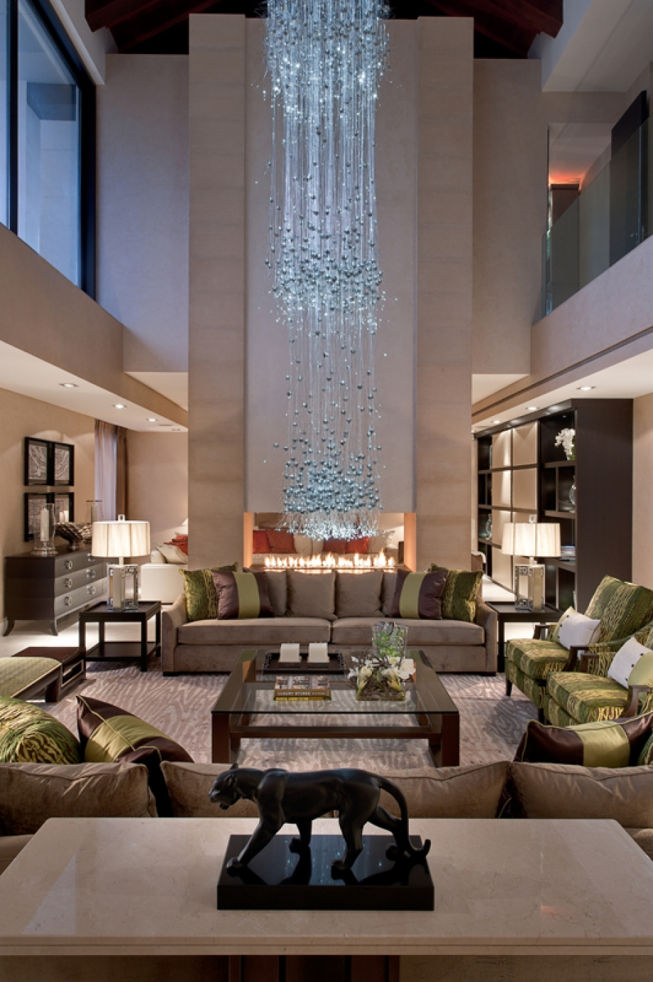 Luxury Homes Interior Design Photos: Luxury Chandeliers For Living Room