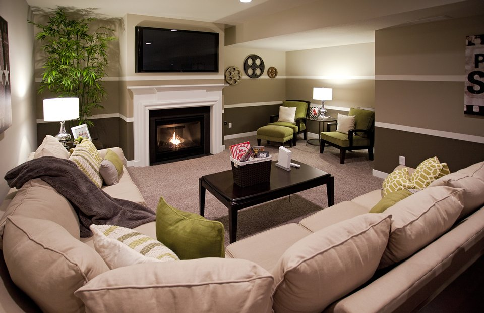 10 cozy living room ideas for your home decoration for Cozy living room colors