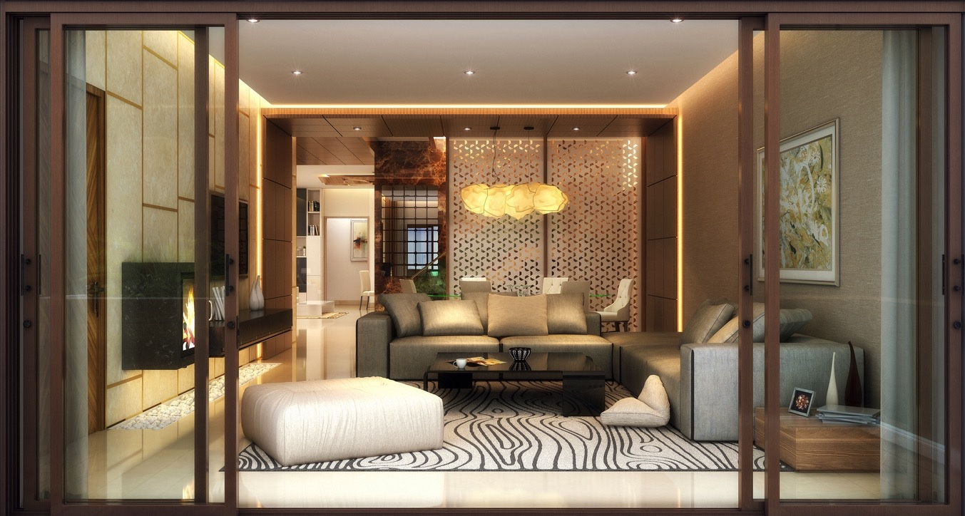 Modern living room modern living room Inspiring modern living room decoration for your home WP8