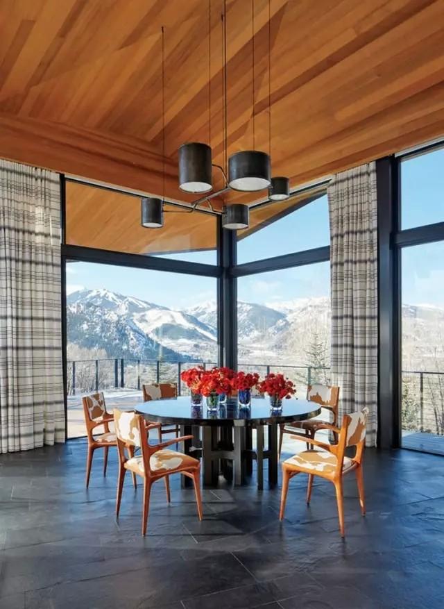 Traditional dining room  traditional dining room 10 Traditional dining room decoration ideas imagem artigo 10