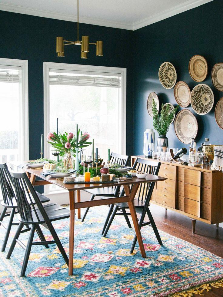 Traditional dining room  traditional dining room 10 Traditional dining room decoration ideas imagem artigo 2