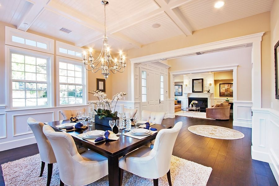 Traditional Dining Room Traditional Dining Room 10 Traditional Dining Room  Decoration Ideas Imagem Artigo 8