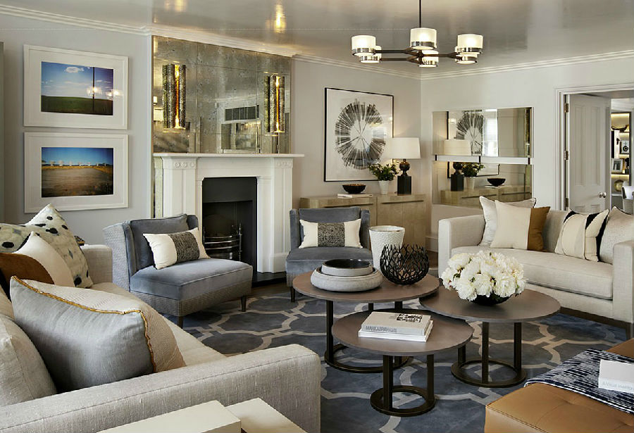 10 great living room projects by david collins 10 great living room