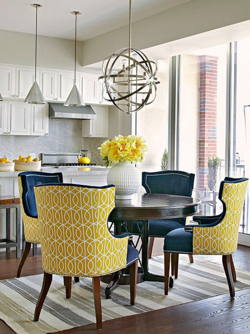 spring decor trends spring decor trends Spring Decor Trends For Your Dining Room Set Astonishing Modern Dining Room Sets 7