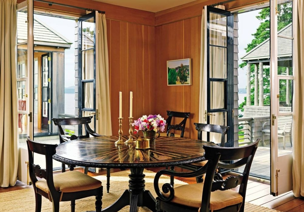 How to Use Brown Color For Your Dining Room Design how to use brown color for your dining room design How to Use Brown Color For Your Dining Room Design Brown Color Design For your Dining Room Decoration 04