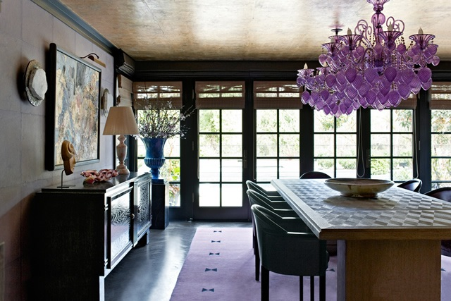 Amazing Kelly Wearstler Dining Room Design kelly wearstler dining room Amazing Kelly Wearstler Dining Room Design Dining 16