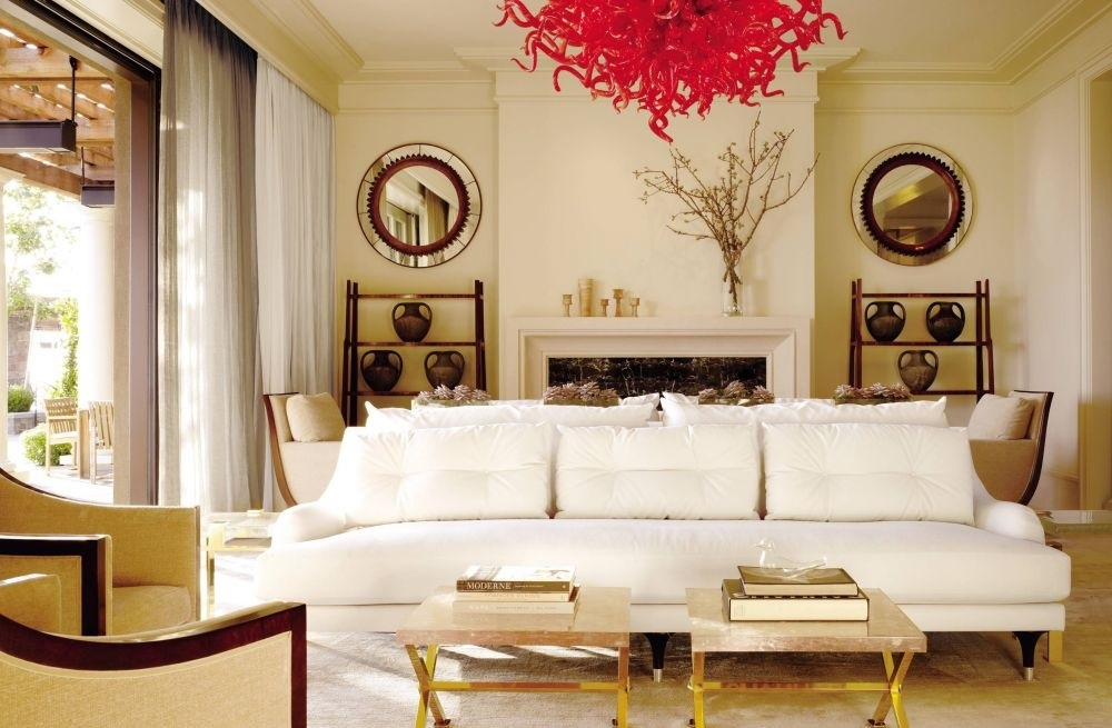 How to Decorate with Round Mirrors your Living Room how to decorate with round mirrors your living room How to Decorate with Round Mirrors your Living Room ? How to Decorate with Round Mirrors your Living Room 04