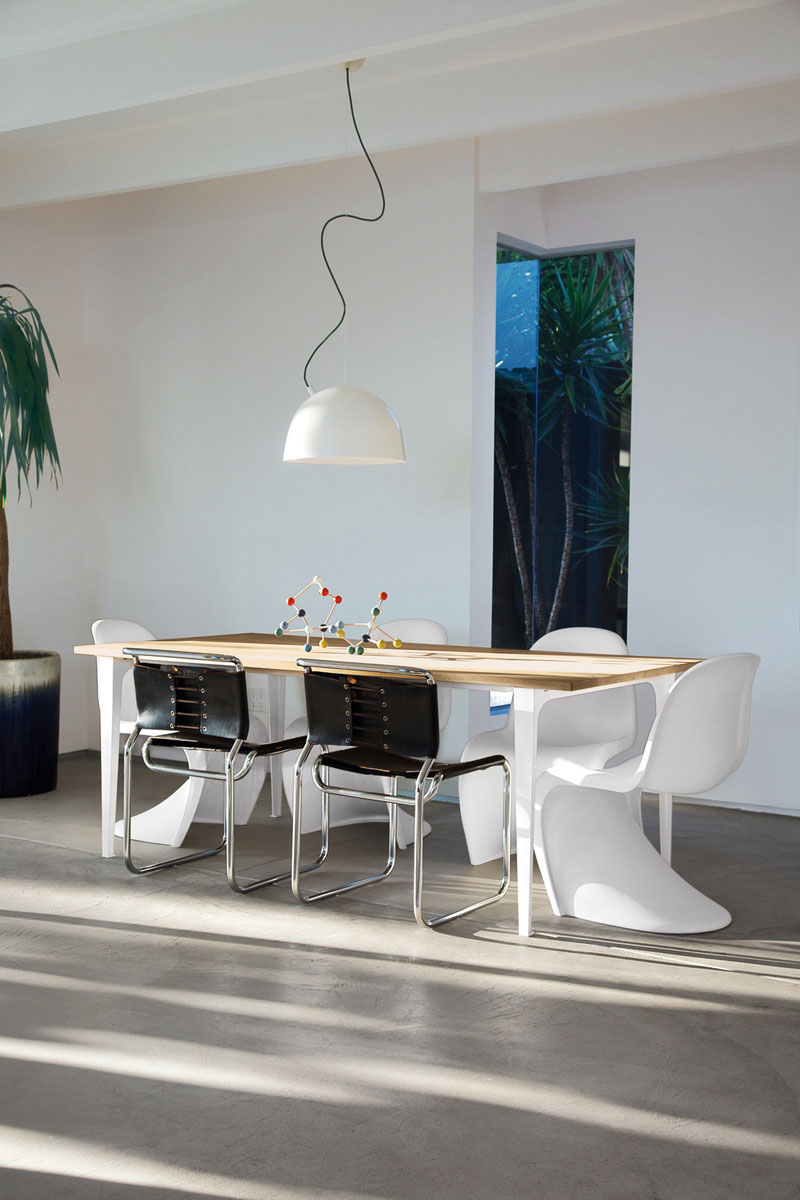 Modern Dining Room Sets for Your Home Design  modern dining room sets Modern Dining Room Sets for Your Home Design Los Feliz House 12