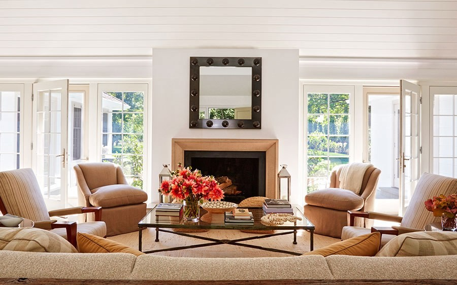 contemporary living room ideas contemporary living room ideas 10 Contemporary Living Room Ideas That Will Delight You dam images decor 2015 04 david kleinberg david kleinberg renovated hamptons ranch house 02 C  pia e1460388790825