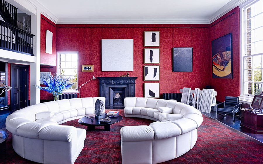 contemporary living room ideas contemporary living room ideas 10 Contemporary Living Room Ideas That Will Delight You dam images decor 2015 05 veere greeney veere greeney designed roubi l roubi london townhouse 01 wm C  pia e1460388875705