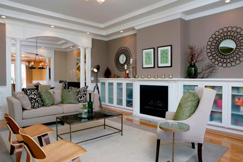 living room decor living room decor Benjamin Moore Colors For Your Living Room Decor teto gesso2