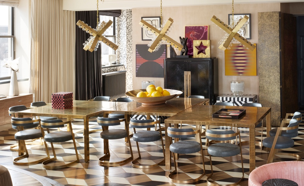 Amazing Modern Dining Table Decorating Ideas to Inspire You7 modern dining table decorating ideas Top 25 of Amazing Modern Dining Table Decorating Ideas to Inspire You Amazing Modern Dining Table Decorating Ideas to Inspire You7