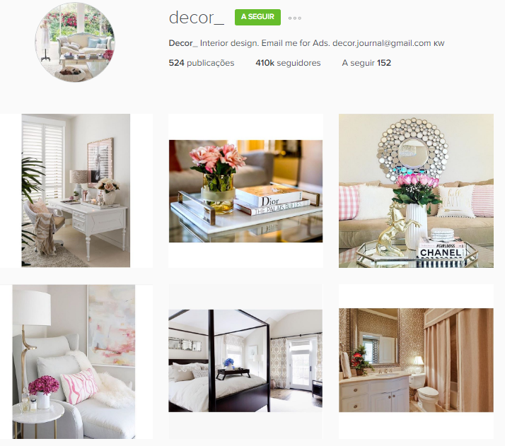 Best Interior Design Instagram To Follow For Inspirational