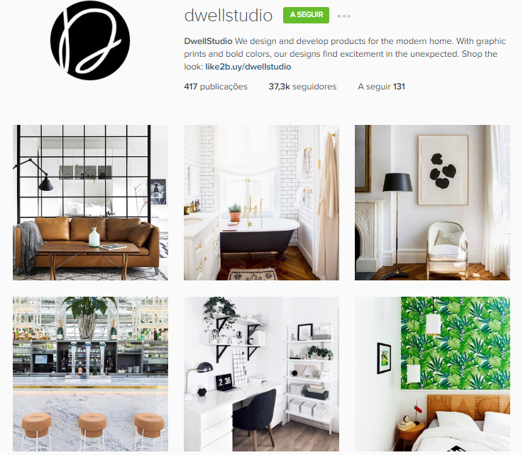 Best interior design instagram to follow for inspirational for Style at home instagram