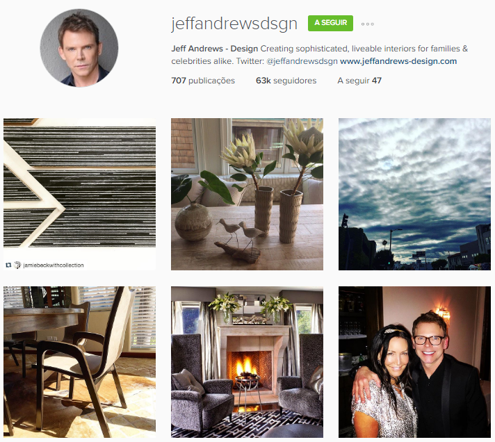 Jeff Andrews Instagram accout  best interior designers instagram 10 Best Interior Designers Instagram To Follow Best interior designers instagram10