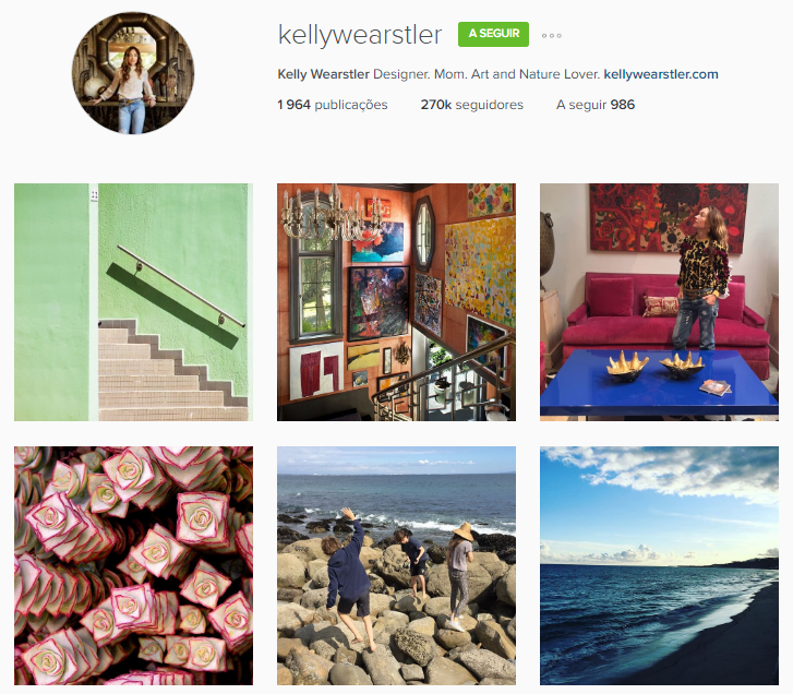 Kelly Weaslter instagram account  best interior designers instagram 10 Best Interior Designers Instagram To Follow Best interior designers instagram8