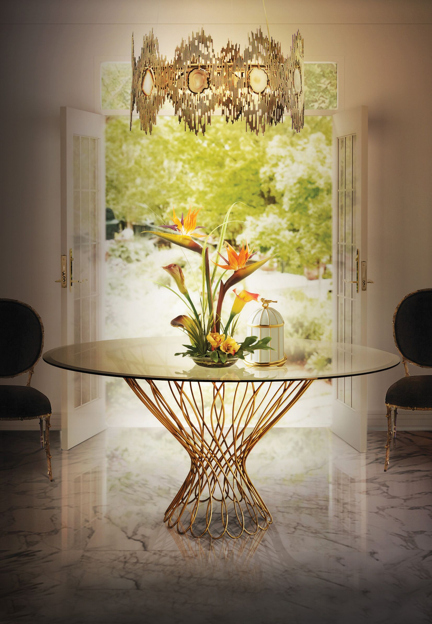 Inspiring dining room sets for your home design improvement - Living room and dining room sets ...