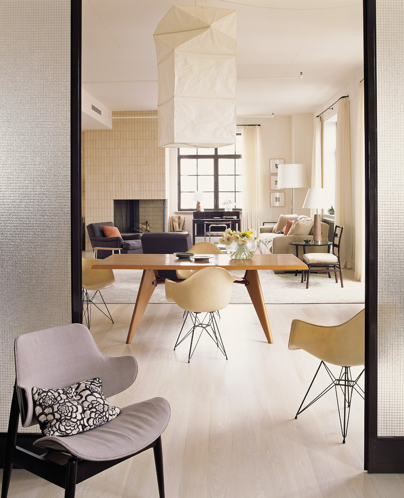 Luxury Modern Dining Room Design To
