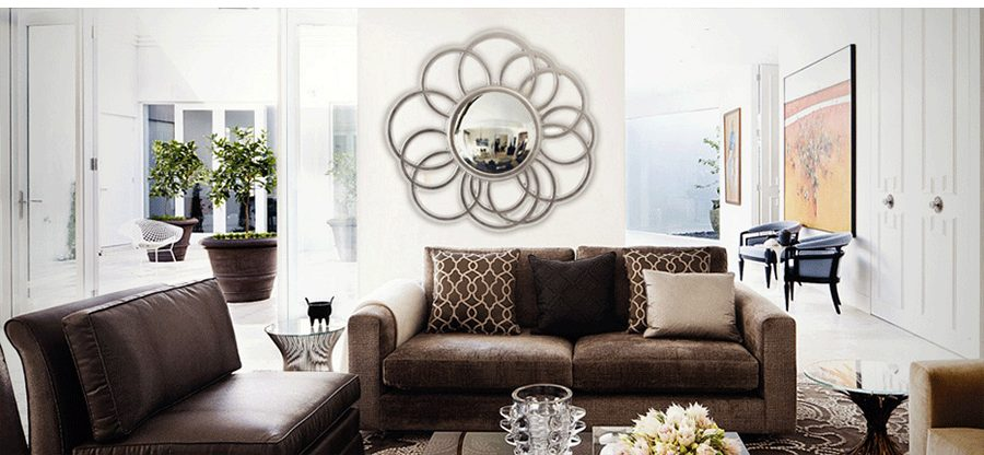 wall mirrors decor ideas 25 Stunning Wall mirrors Decor Ideas for Your Home Stunning Wall mirrors D  cor Ideas for Your Home e1464618002656