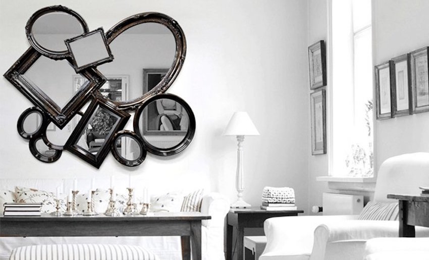 Wall Mirrors Decor 25 stunning wall mirrors décor ideas for your home