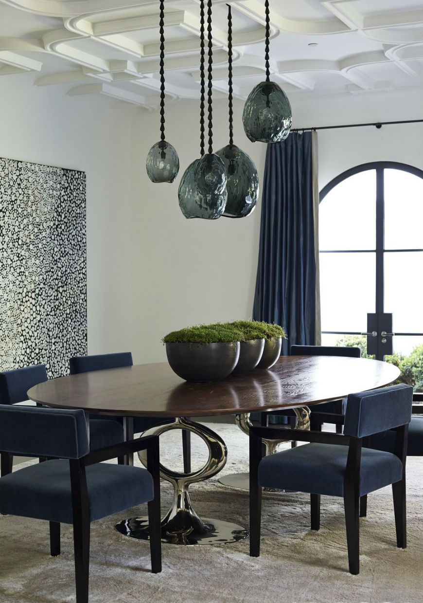 Modern Dining Room Decorating Best Contemporary Dining Rooms
