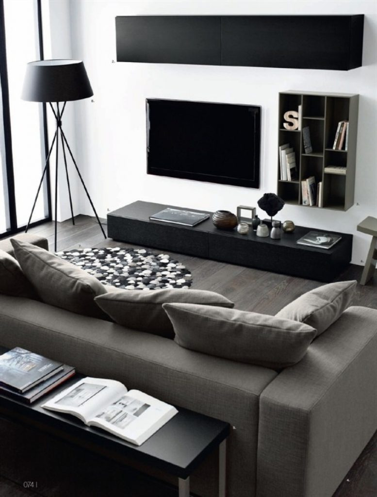 top 50 modern living room furniture ideas. Black Bedroom Furniture Sets. Home Design Ideas
