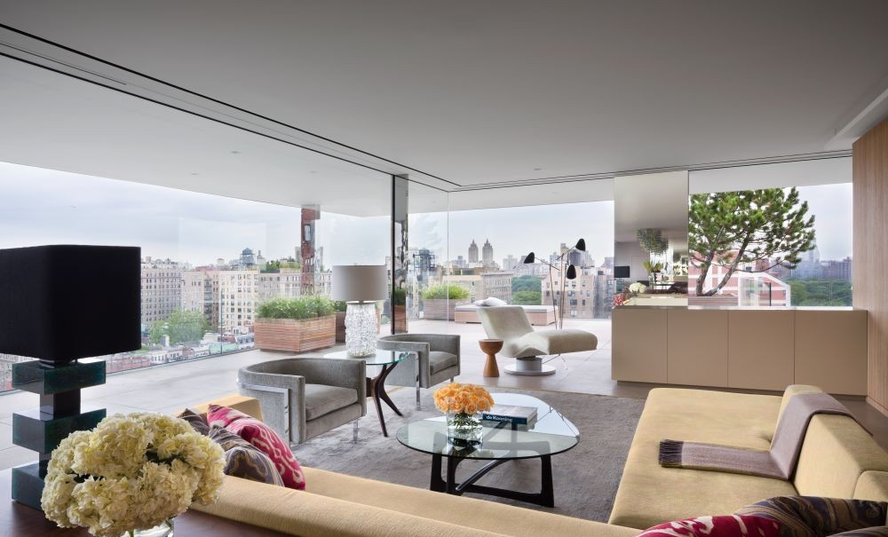 Get inspired with these modern living room decorating ideas for Modern living room nyc