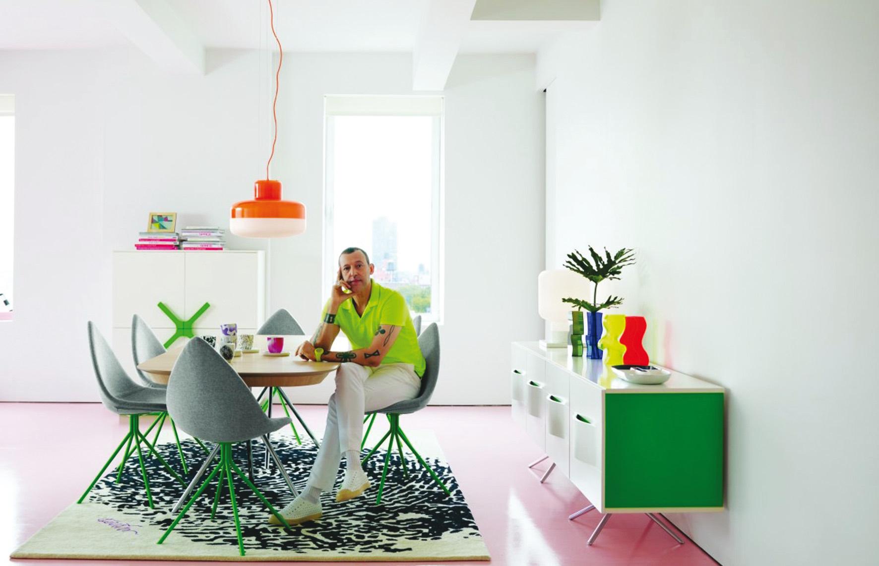 Karim Rashid chair design by karim rashid Amazing Chair Design by Karim Rashid troj23 s 34 01