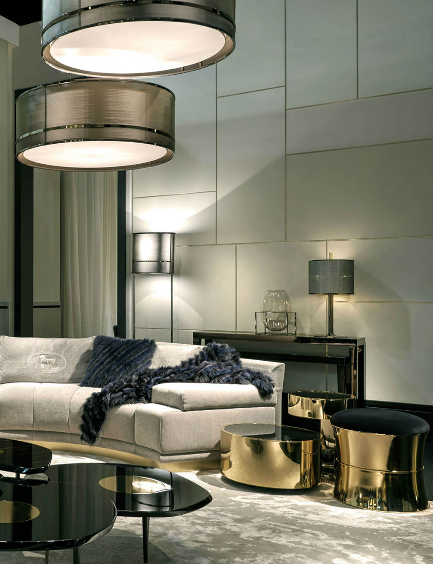Fendi Casa  coffee tables 10 Amazing Ways You Can Use Coffee Tables To Enhance your Living Room 10 Amazing Ways You Can Use Coffee Tables To Enhance your Living Room10