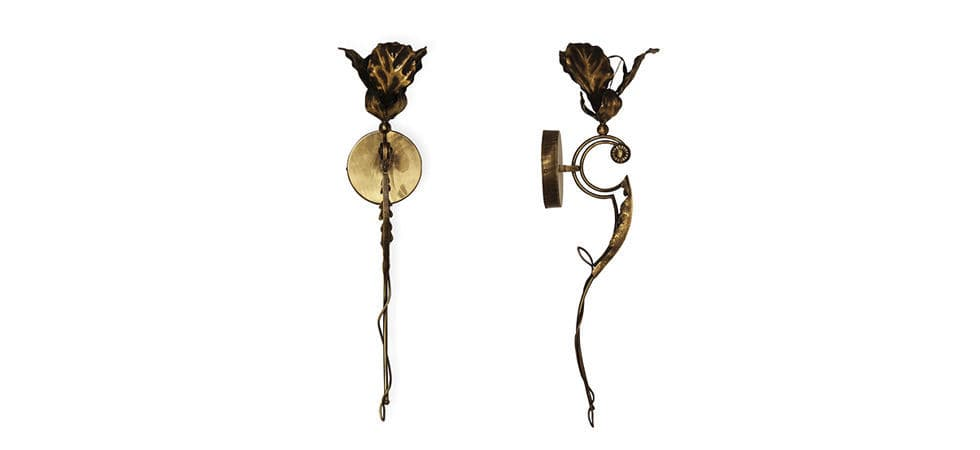 10 Creative Ways to Décor your Living Room with Sconces Designs9
