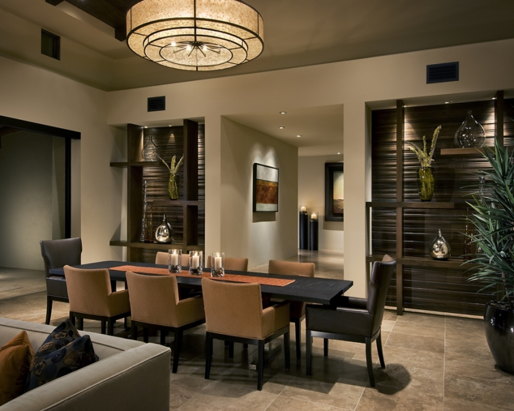 10 Ideas On How To Make Your Dining Room Designs Look Amazing4