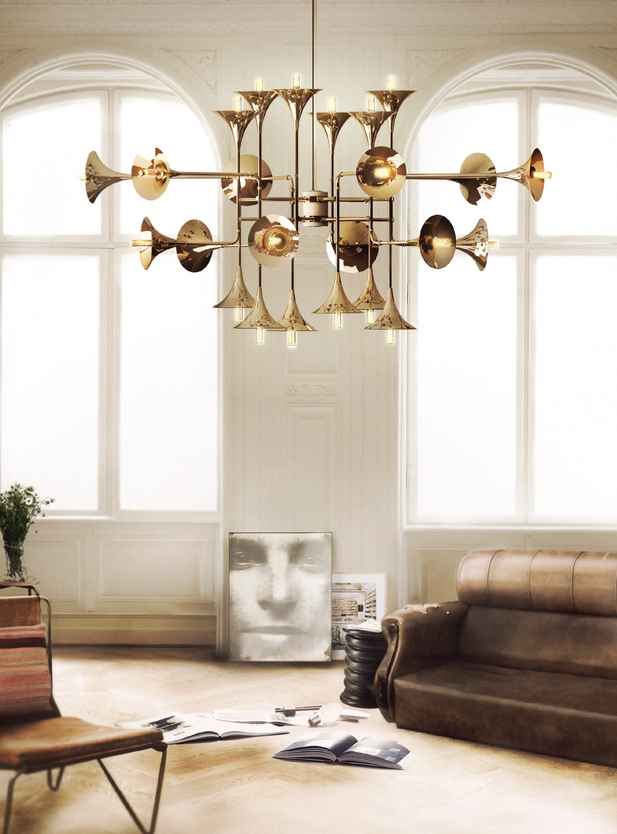 Contemporary Chandeliers Design That Will Delight You2 Contemporary Chandeliers 10 Contemporary Chandeliers Design That Will Delight