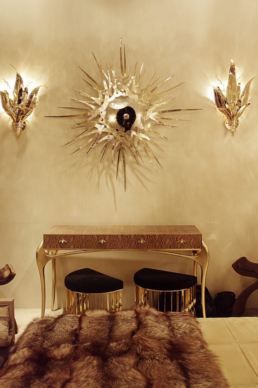 10 creative ways to d cor your living room with sconces for Fiera del mobile e del design milano