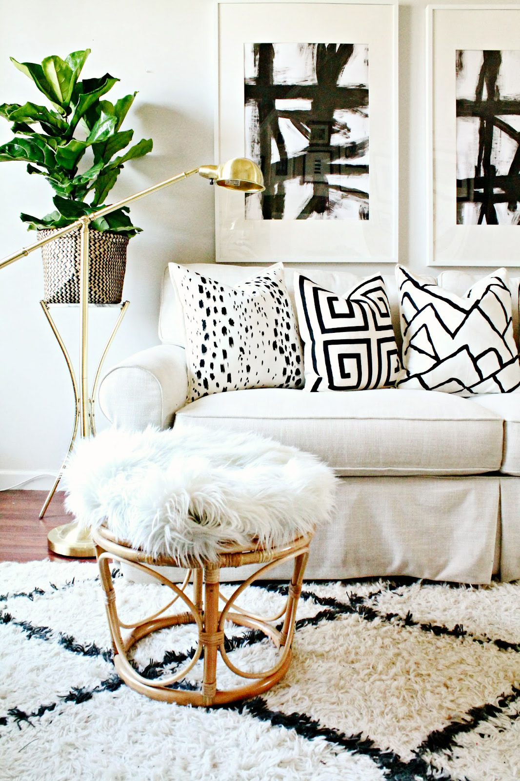 living room 10 Refreshing Ways to Redecorate your Living Room for Summer 10 Refreshing Ways to Redecorate your Living Room for Summer2 1