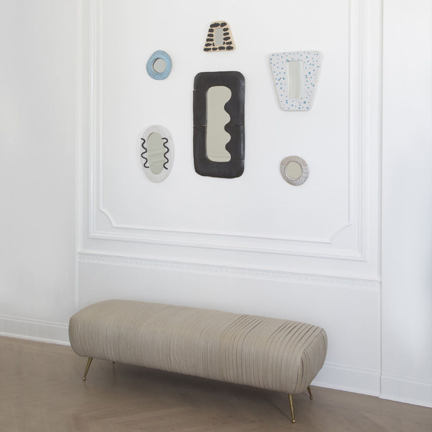 Stunning Wall mirrors Décor Ideas for Your Home14