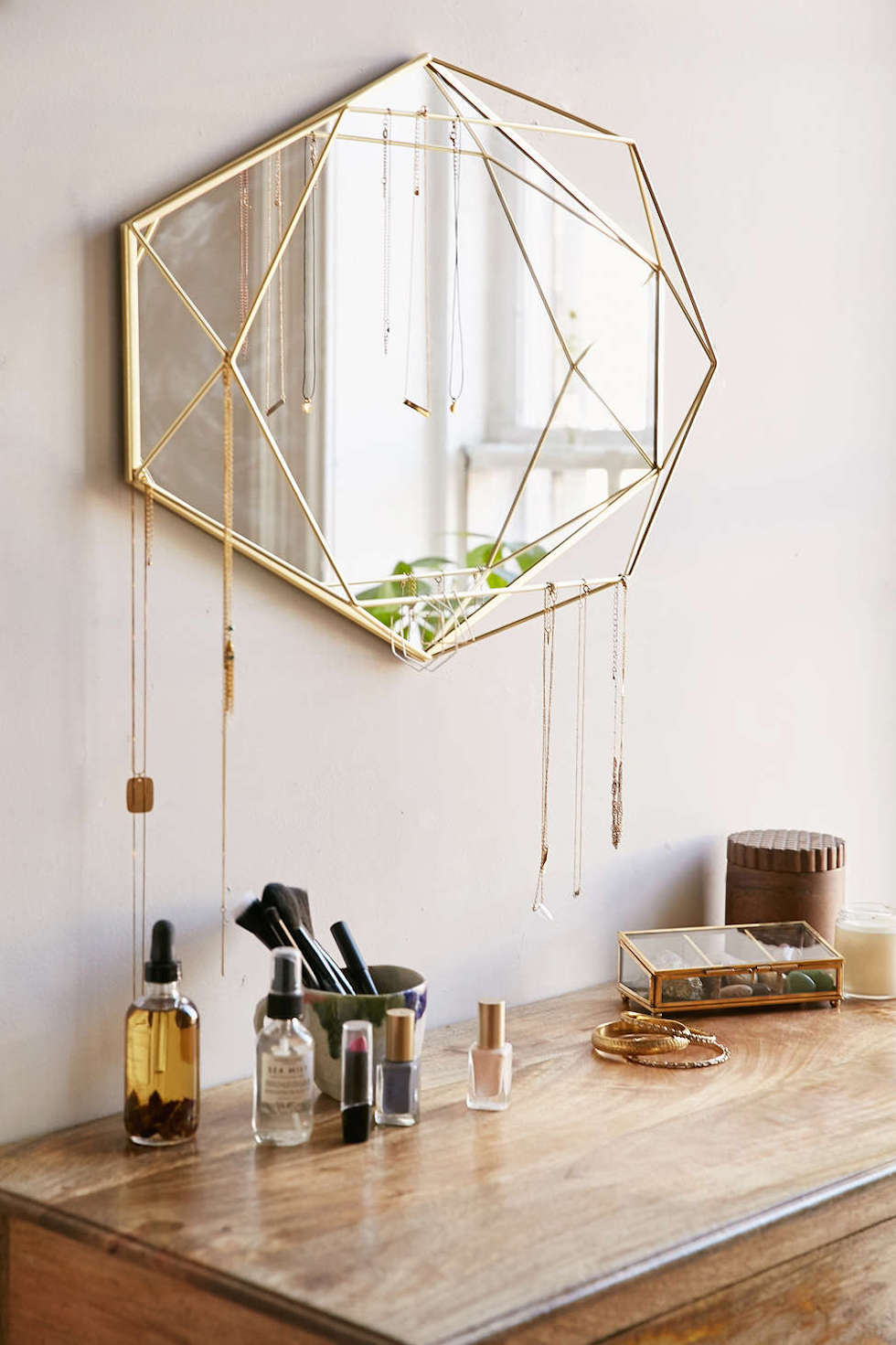 Stunning Wall mirrors Décor Ideas for Your Home17