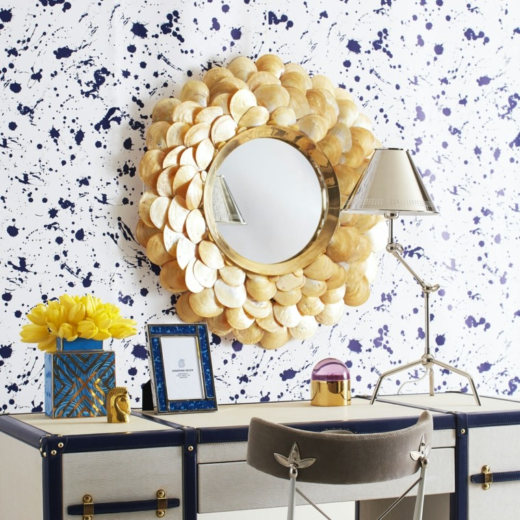 Stunning Wall mirrors Décor Ideas for Your Home18