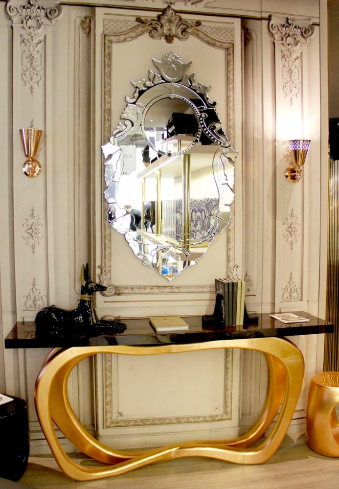 Venice boca do lobo  must see wall mirrors 25 Must See Wall Mirrors to Inspire your Home Decor Stunning Wall mirrors D  cor Ideas for Your Home26