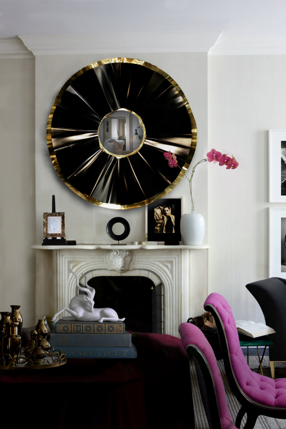 Stunning Wall mirrors Décor Ideas for Your Home3