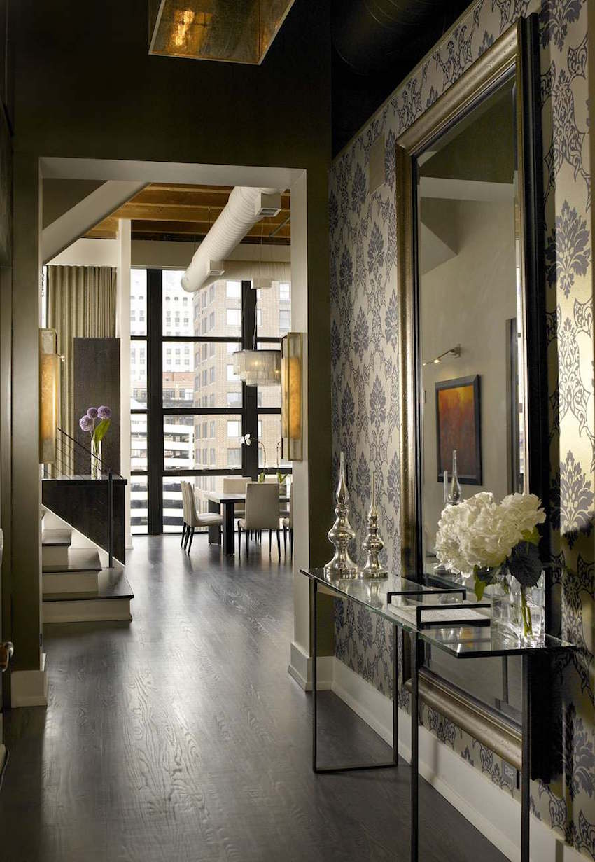 Stunning Wall mirrors Décor Ideas for Your Home9