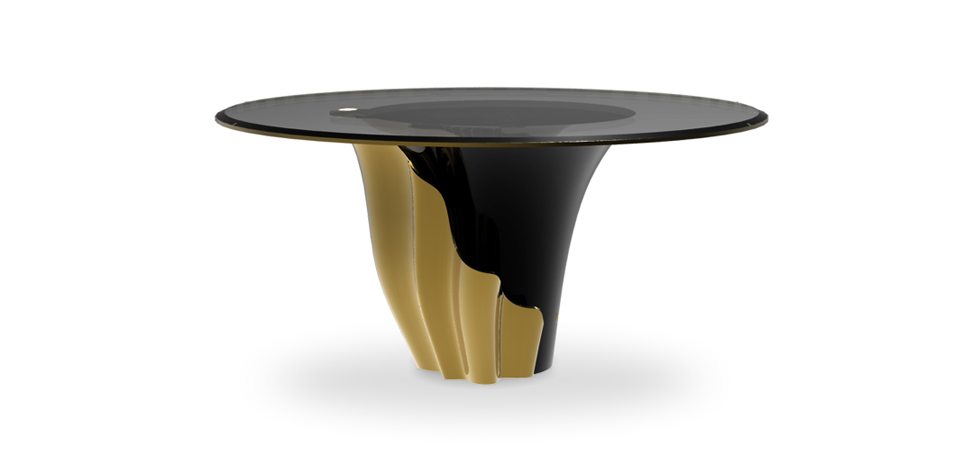 yasmine-dining-table-1 modern dining tables 25 Trendiest Modern Dining Tables for your Dining Space yasmine dining table 1
