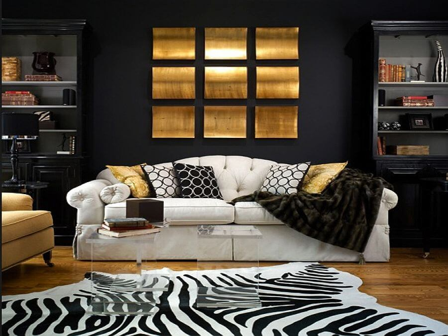 decorating your living room. 10 Ideas on How to Decorate your Living Room with Dark Colors8 living room  dark 8 Gorgeous Colors