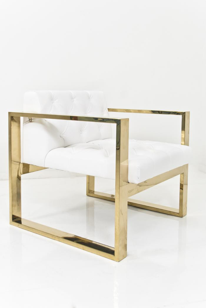 modern gold chairs 8 Modern Gold Chairs for your Living Room 10 Modern Gold Chairs for your Living Room3