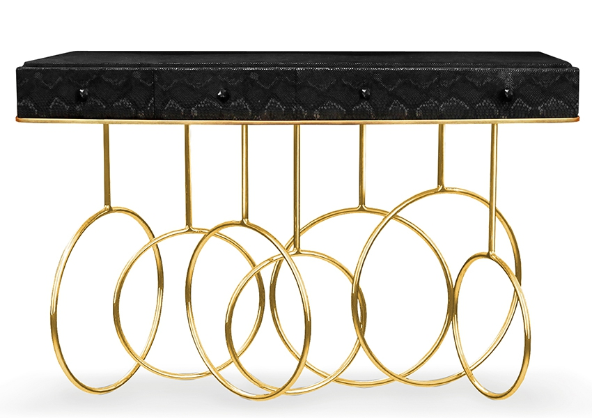 Iconic Design Pieces that will Shine On Your Living Room6